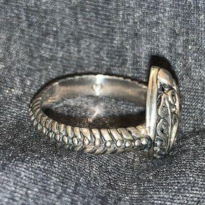 Brighton Jewelry - Silver Heart Ring Brighton